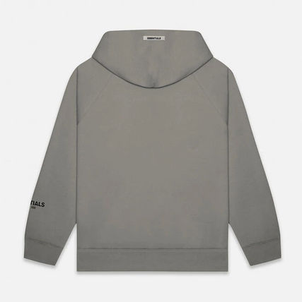 FEAR OF GOD Hoodies Pullovers Unisex Sweat Street Style Long Sleeves Plain 15