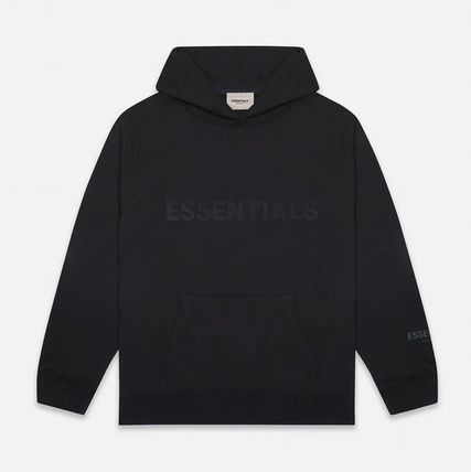 FEAR OF GOD Hoodies Pullovers Unisex Sweat Street Style Long Sleeves Plain 18