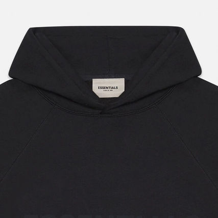 FEAR OF GOD Hoodies Pullovers Unisex Sweat Street Style Long Sleeves Plain 20
