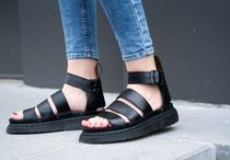 Dr Martens More Sandals Casual Style Unisex Street Style Sandals 14