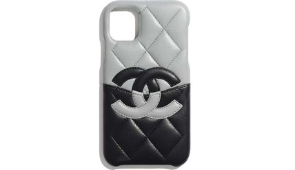 CHANEL Logo iPhone 11 Pro Max iPhone 11 Smart Phone Cases