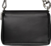 KARA Casual Style Plain Leather Crossbody Shoulder Bags