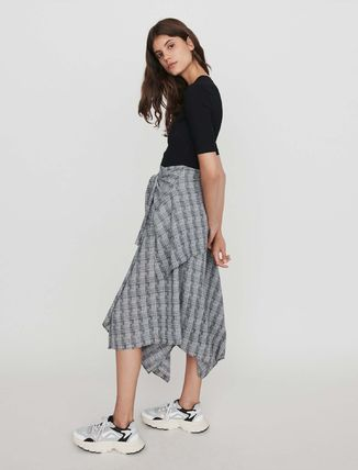 Casual Style Office Style Dresses