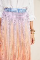 Anthropologie Casual Style Maxi Long Party Style Elegant Style