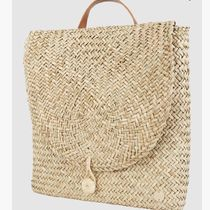 Billabong Straw Bags
