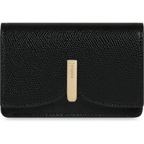 FURLA Leather Card Holders