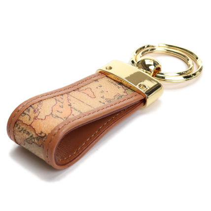 Calfskin PVC Clothing Keychains & Bag Charms