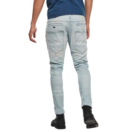 G-Star More Jeans Denim Street Style Plain Logo Jeans 2