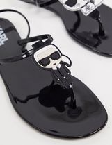 Karl Lagerfeld Casual Style Sandals