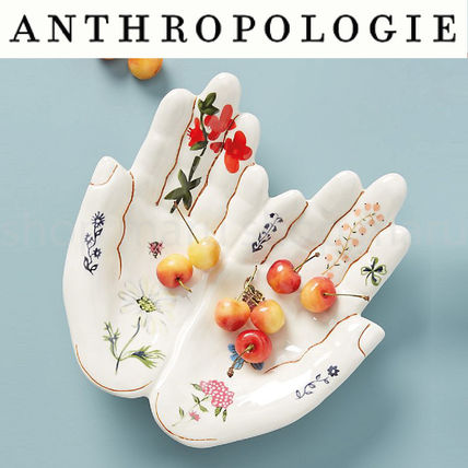 Anthropologie Street Style Handmade Trays