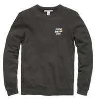 Ron Herman Sweatshirts Crew Neck Pullovers Long Sleeves Plain Handmade Surf Style 5