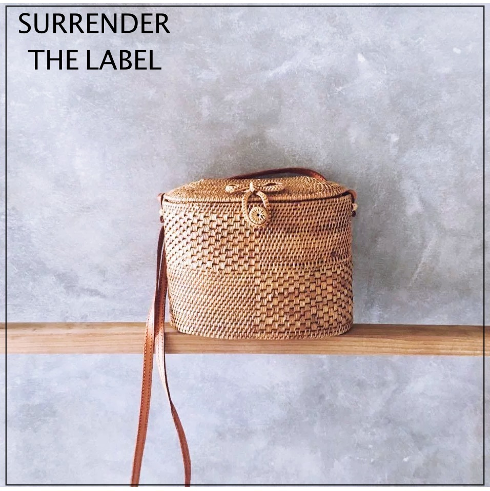 shop surrender the label bags