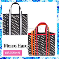 Pierre Hardy Casual Style Canvas 2WAY Office Style Elegant Style