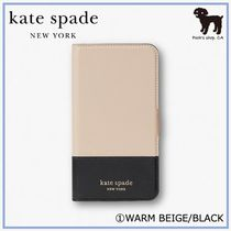 kate spade new york Bi-color Leather Logo iPhone 11 Pro iPhone 11 Pro Max