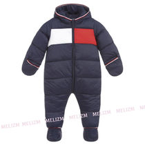 Tommy Hilfiger Unisex Street Style Baby Girl Outerwear