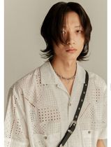 ANDERSSON BELL Shirts Plain Cotton Shirts 7