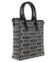 Steve Madden Casual Style Office Style Crossbody Logo Shoulder Bags