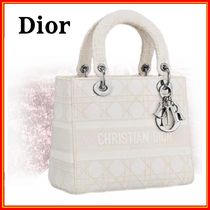 Christian Dior Casual Style 2WAY Party Style Office Style Elegant Style