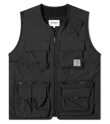 Carhartt Vests & Gillets Plain Logo Vests & Gillets 2