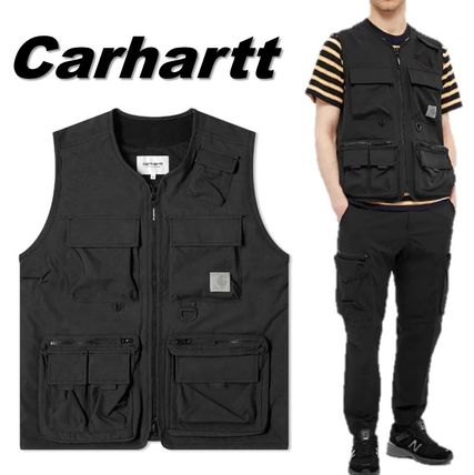 Carhartt Plain Logo Vests & Gillets