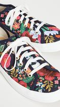 Keds Flower Patterns Casual Style Unisex Street Style