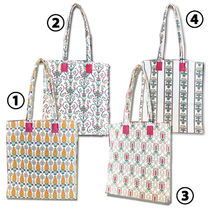 GUCCI Flower Patterns A4 Totes