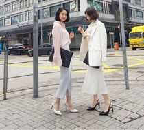 Casual Style Street Style Pin Heels Stiletto Pumps & Mules