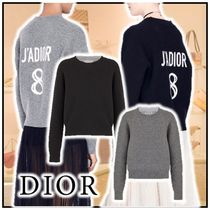 Christian Dior J'Adior 8' Boxy Sweater
