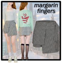 Margarin Fingers Casual Style Street Style Shorts