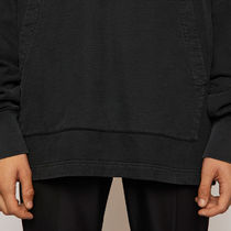 Ance Studios Pullovers Street Style Long Sleeves Plain Cotton Logo