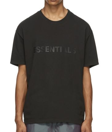 FEAR OF GOD ESSENTIALS Unisex Street Style Oversized T-Shirts