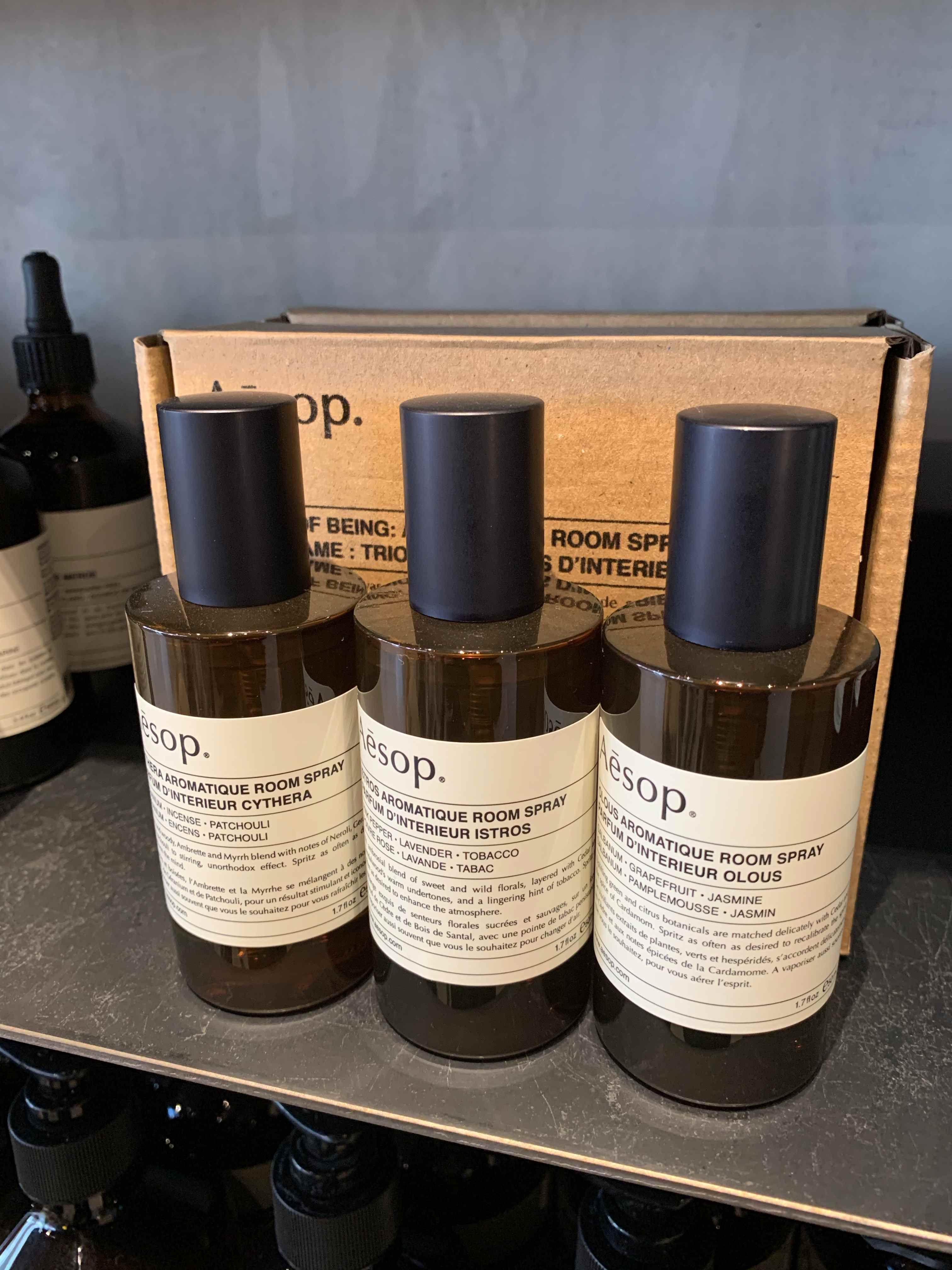 shop philip b aesop