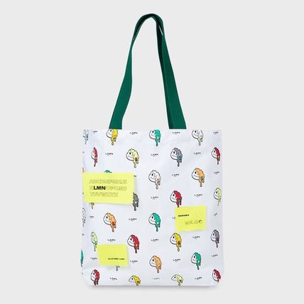 Unisex Canvas A4 Plain Shoppers