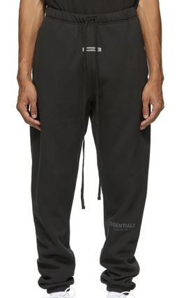 FEAR OF GOD ESSENTIALS Street Style Oversized Bottoms