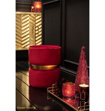 Penser Deco Table & Chair Unisex Gold Furniture Table & Chair