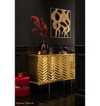 Penser Deco Table & Chair Unisex Gold Furniture Table & Chair 6
