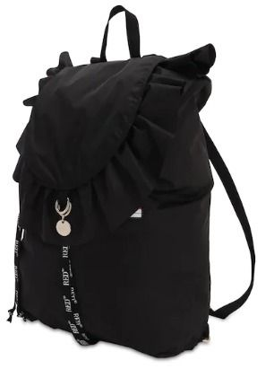 Plain Logo Backpacks