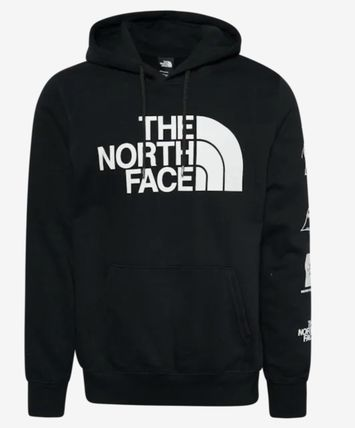 THE NORTH FACE Hoodies Pullovers Unisex Sweat Street Style Long Sleeves Plain 2
