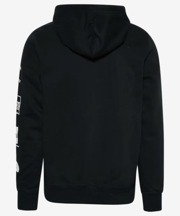 THE NORTH FACE Hoodies Pullovers Unisex Sweat Street Style Long Sleeves Plain 4