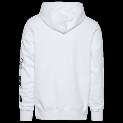 THE NORTH FACE Hoodies Pullovers Unisex Sweat Street Style Long Sleeves Plain 7