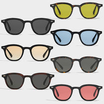 Gentle Monster Unisex Street Style Round Square Sunglasses