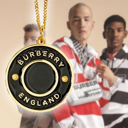 Burberry Unisex Chain Necklaces & Chokers