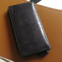 Berluti Long Wallets