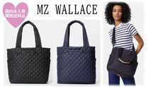 MZ WALLACE Casual Style Street Style Totes