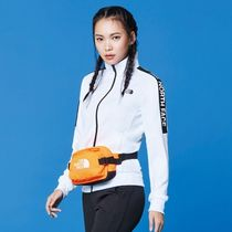 THE NORTH FACE WHITE LABEL Unisex Street Style Logo Track Jackets