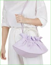 CAFUNE Street Style Plain Office Style Elegant Style Shoulder Bags
