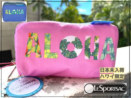 LeSportsac Pouches & Cosmetic Bags Nylon Pouches & Cosmetic Bags