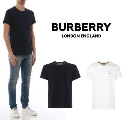 Burberry More T-Shirts BURBERRY Cotton jersey classic T-shirt