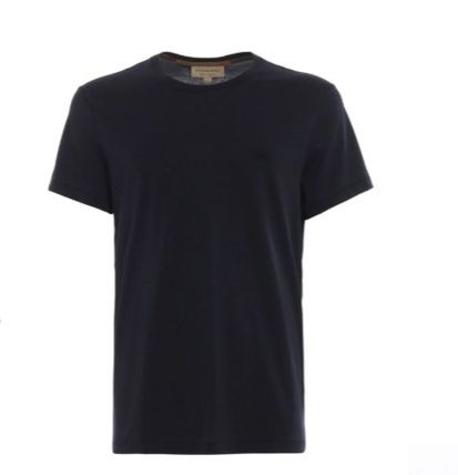 Burberry More T-Shirts BURBERRY Cotton jersey classic T-shirt  2