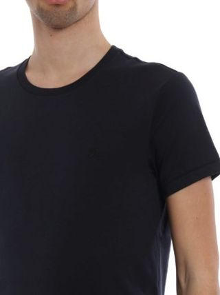 Burberry More T-Shirts BURBERRY Cotton jersey classic T-shirt  5